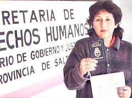 Deportan a una argentina